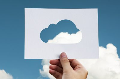 Cloud (adapted) (image by rawpixel [CC0] via pixabay)