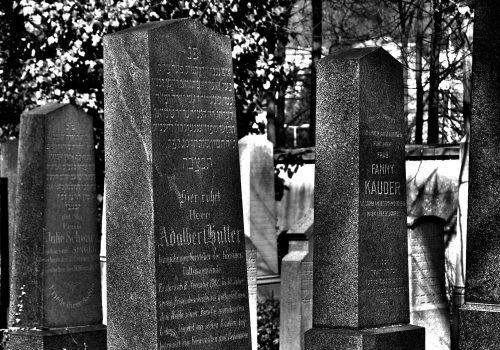 Friedhof (adapted) (image by Mrtvolka666 [CC0] via pixabay)