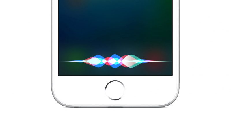 Siri-Logo (Image by Apple)
