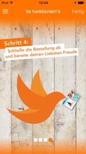 7 Postkarten-App