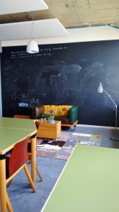Klassenzimmer (Image by Marinela Potor)