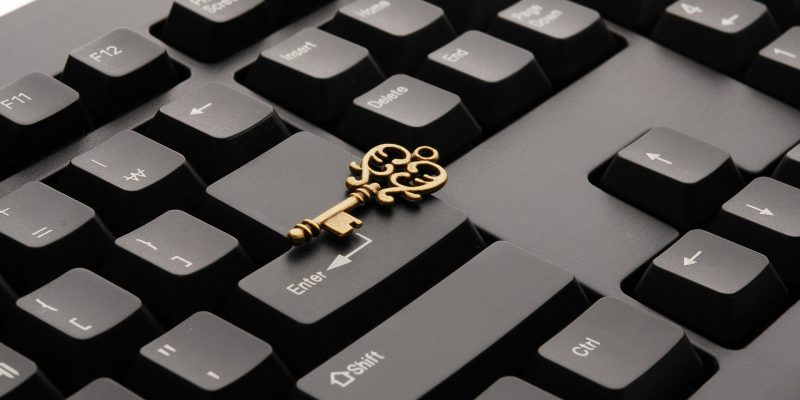 Tastatur (adapted) (Image by JeongGuHyeok [CC0 Public Domain] via pixabay)