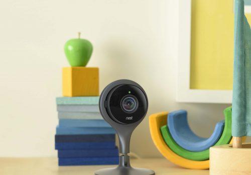 Schwarze Teenie-Webcam