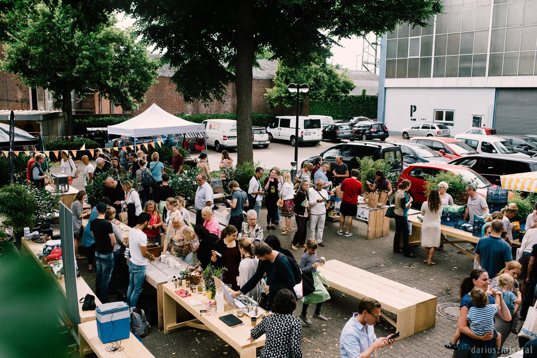 Foto Eröffnungsfeier Düsseldorf Credit - Dariusz Misztal