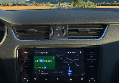 Android Auto Test