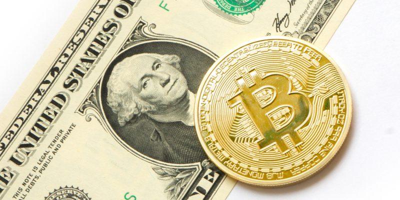Bitcoin (adapted) (Image tombark [CC0 Public Domain] via Pixabay)