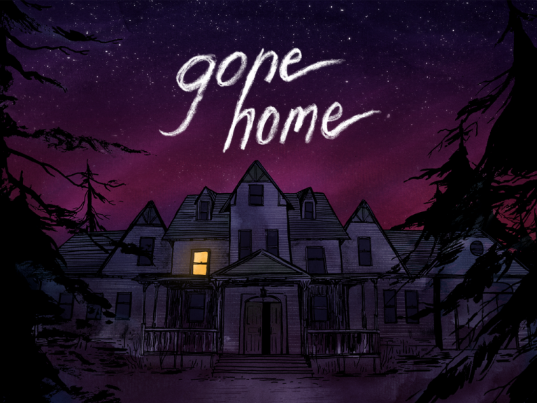Gone Home (Image by The Fullbright Company)