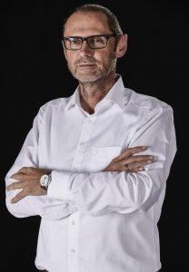 Porträt Andreas Bös von Conrad Connect