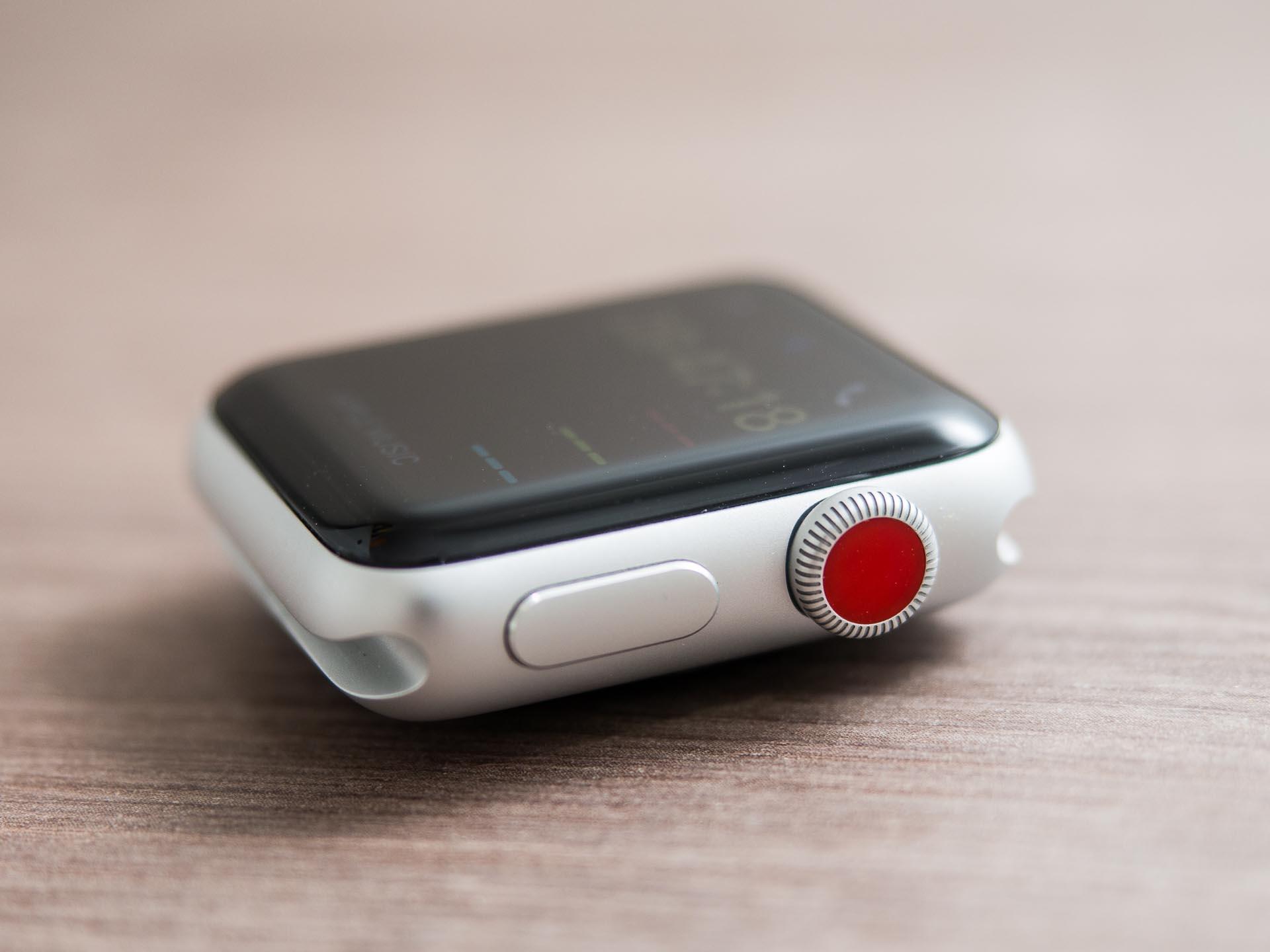 apple watch 3 mit lte das telefon f rs handgelenk im test. Black Bedroom Furniture Sets. Home Design Ideas