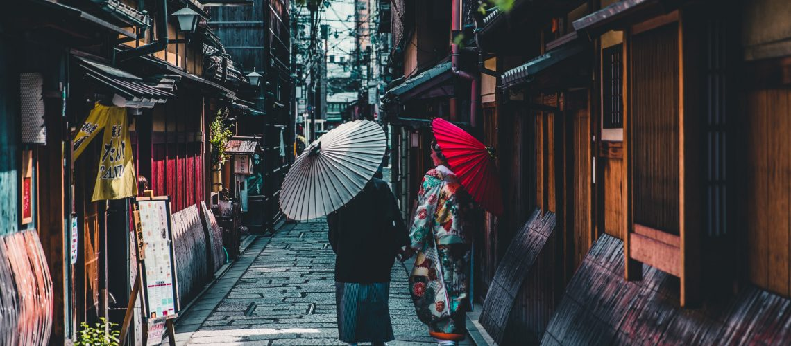 Japan (adapted) (Image by Andre Benz [CC0 Public Domain] via Unsplash)