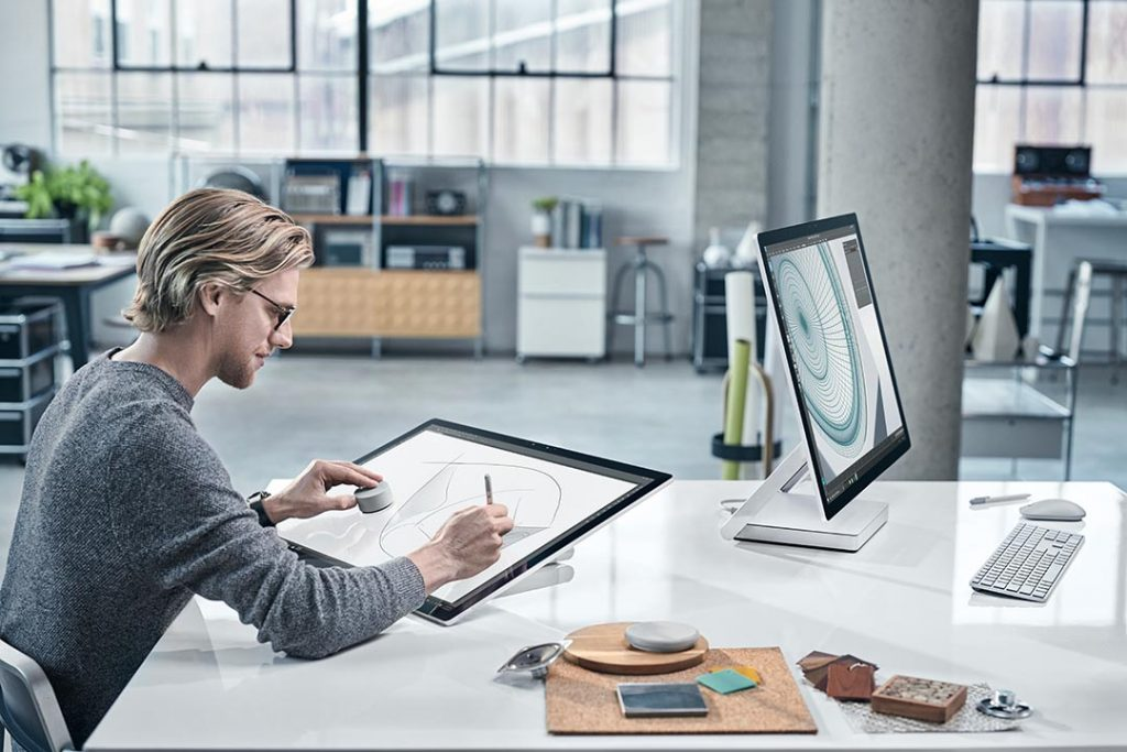 Surface Studio Surface Dial Surface Pen