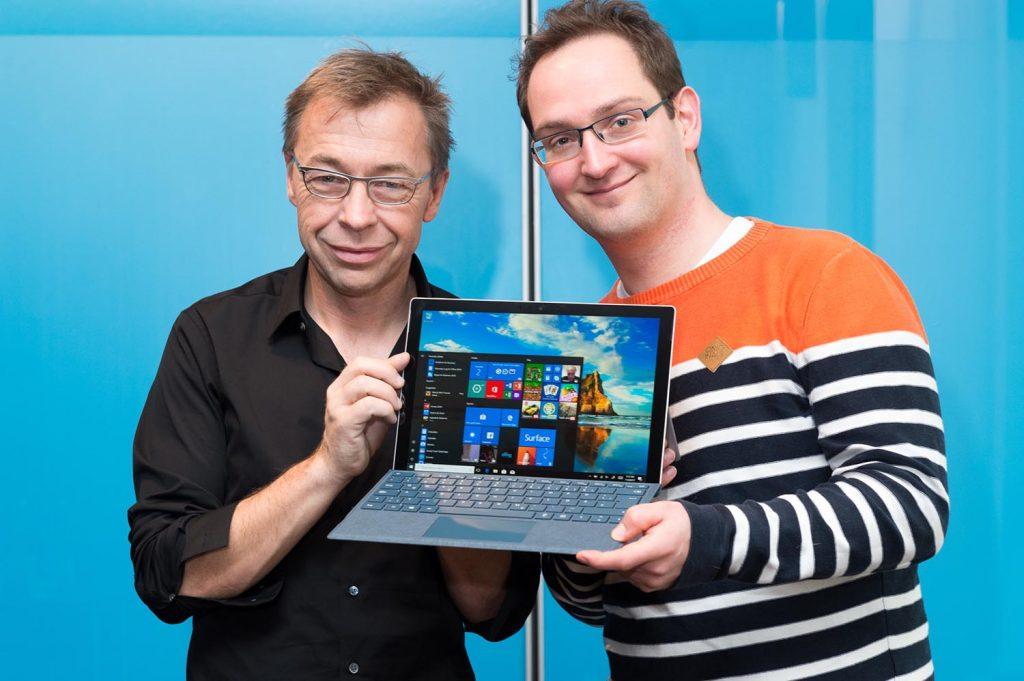 Ralf Groene Surface Pro Berti Kolbow-Lehradt