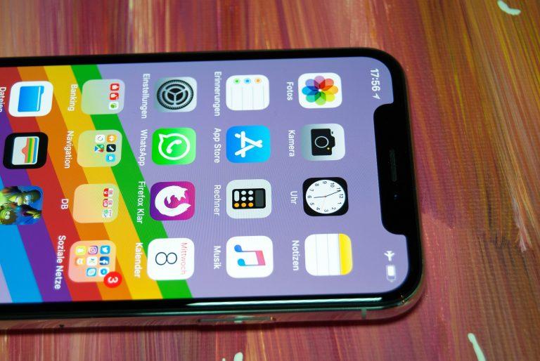 iPhone X im Test