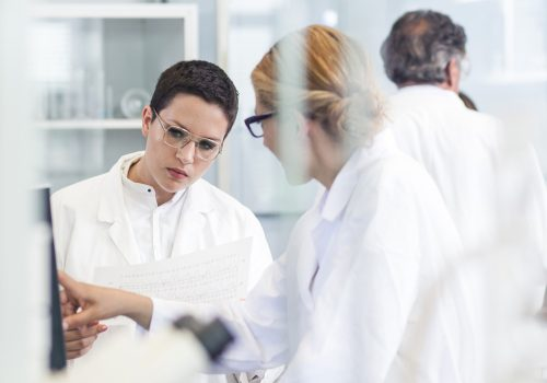 Science Laboratory (Image by iStock)