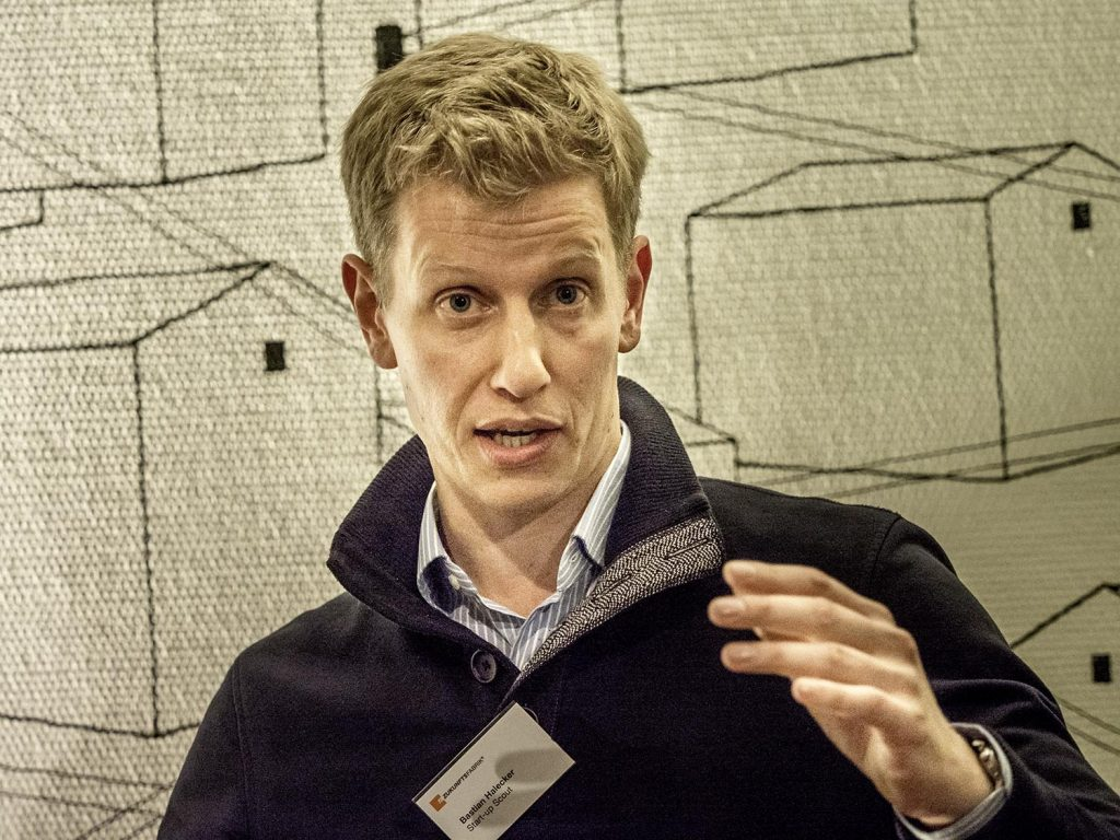 TA Zukunftsfabrik Bastian Halecker
