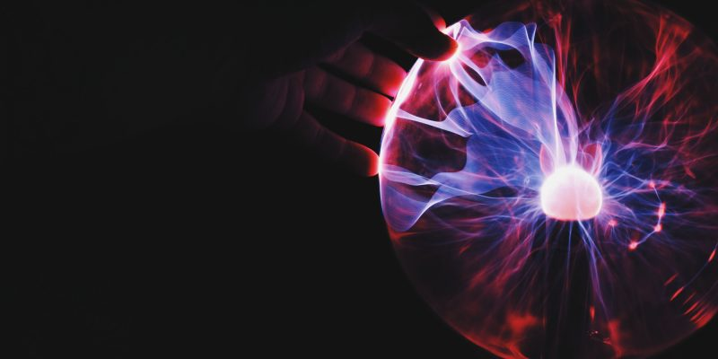 Orb of power (adapted) (Image by Ramón Salinero [CC0 Public Domain] via Unsplash)