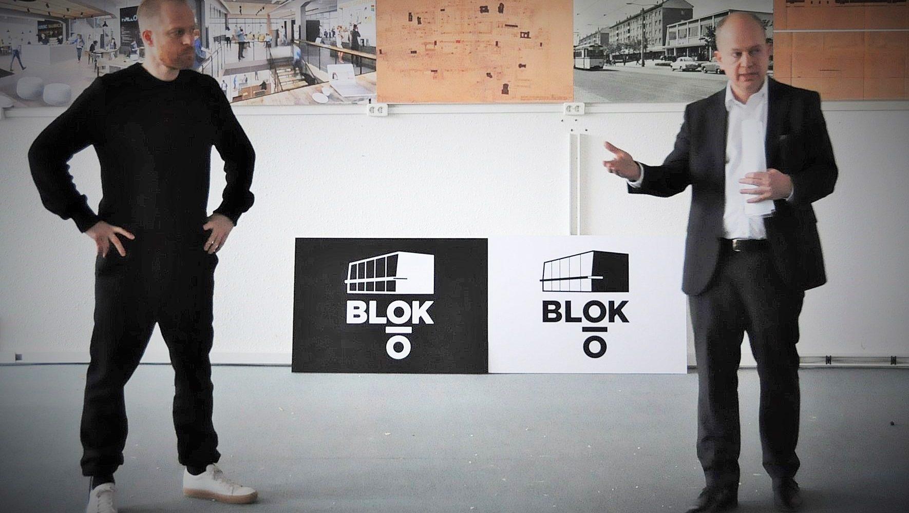 Coworking BLOKO Ansgar Oberholz und Martin Laubisch