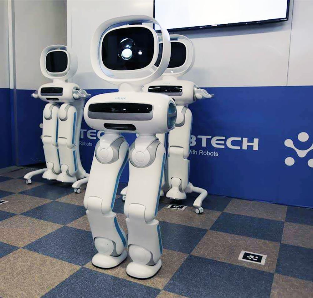 UBTech Walker CES 2018