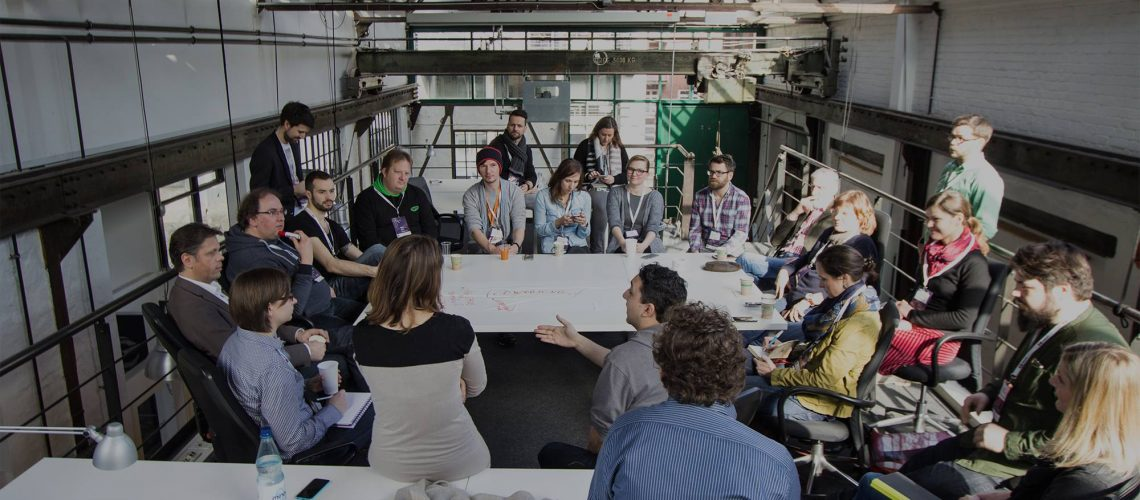 COWORK-Barcamp (Image by Mirko Lux-German Coworking Federation)