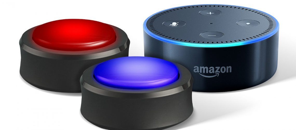 Echo Buttons (Image via Amazon)