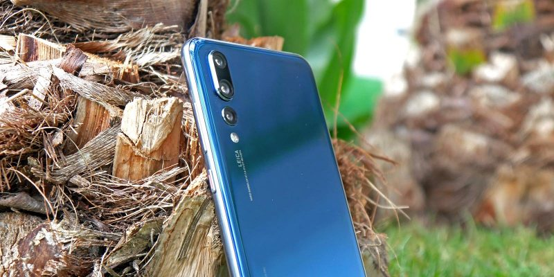 Huawei P20 Pro Triple-Kamera