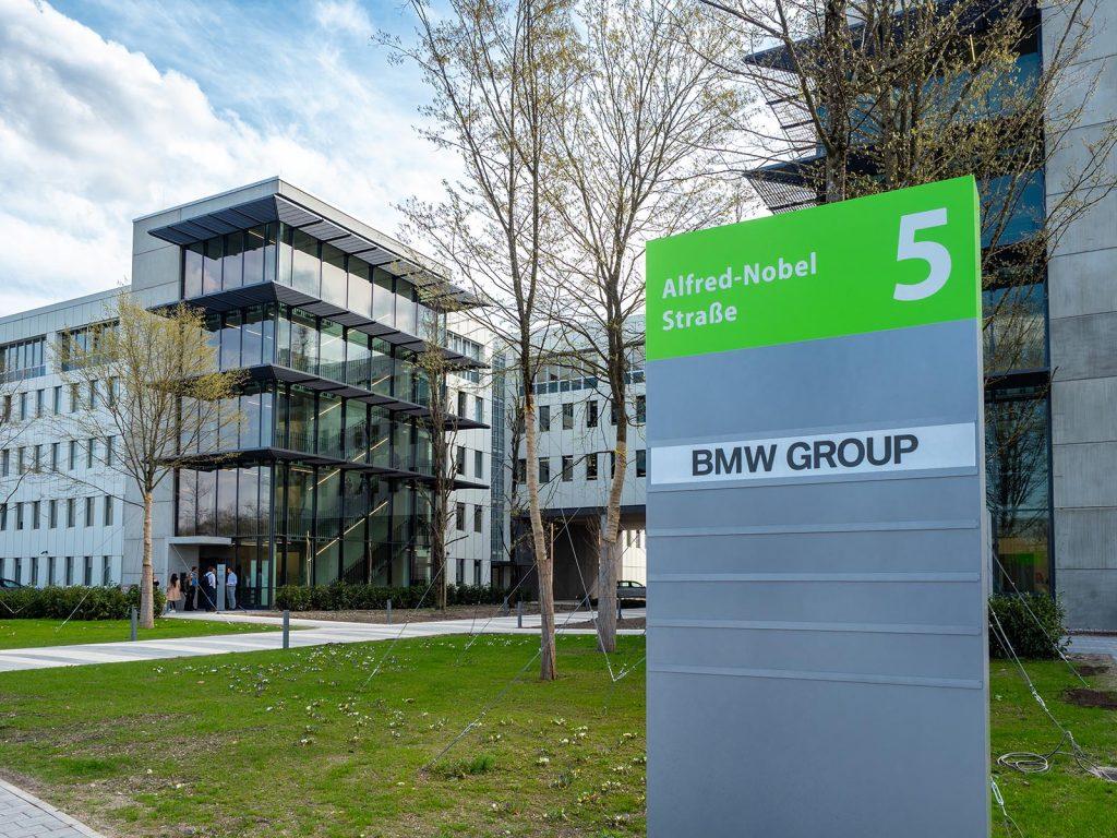 BMW Autonomous Driving Campus Unterschleißheim