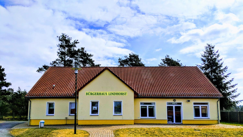 Ort für die Menschen: Das Bürgerhaus in Lindhorst, März 2018