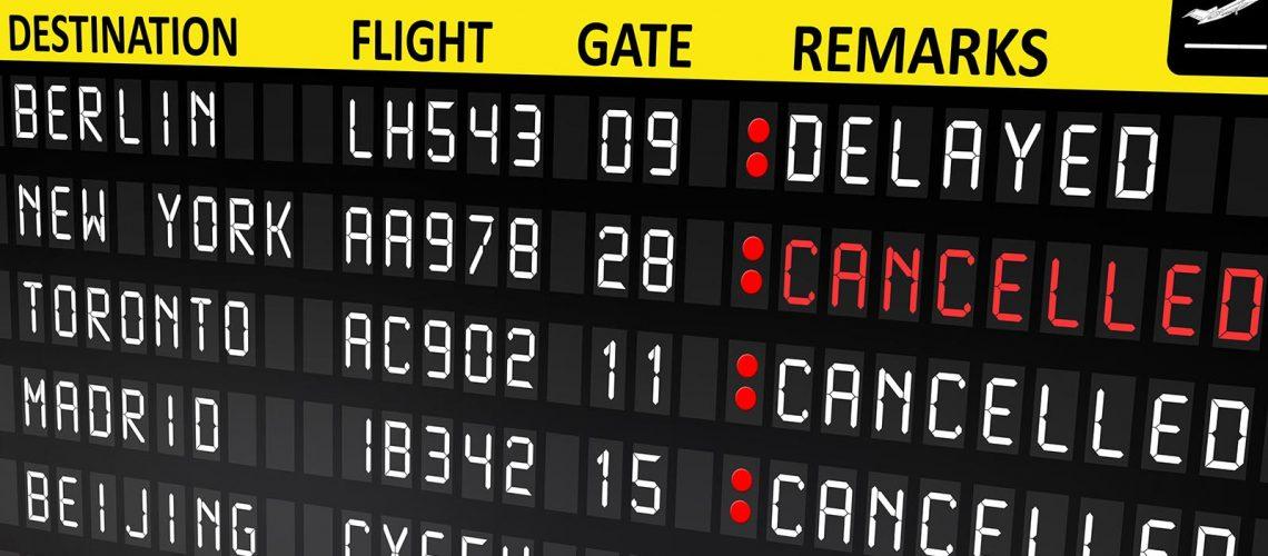Flugausfall - Flugverspätung - Fluggastrechte - Flightright