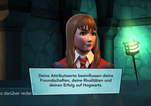 Harry Potter Hogwarts Mystery - Screenshot by Lisa Kneidl (12)