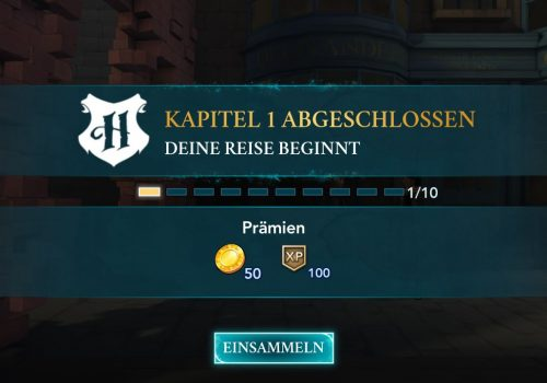 Harry Potter Hogwarts Mystery - Screenshot by Lisa Kneidl (14)