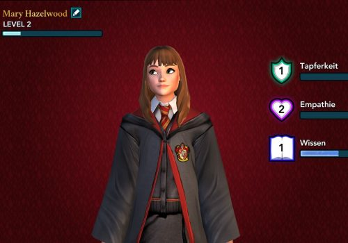 Harry Potter Hogwarts Mystery - Screenshot by Lisa Kneidl (16)
