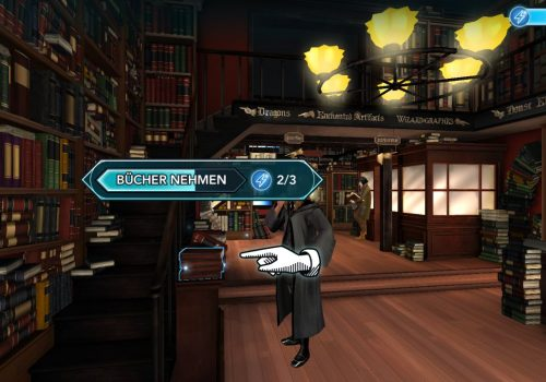 Harry Potter Hogwarts Mystery - Screenshot by Lisa Kneidl (3)