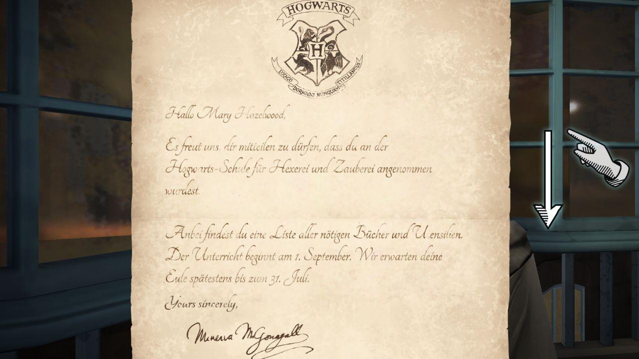 Harry Potter Hogwarts Mystery - Screenshot by Lisa Kneidl (4)
