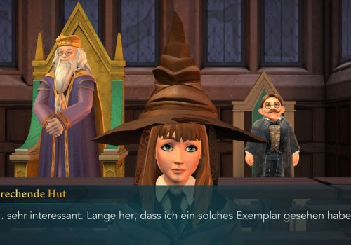 Harry Potter Hogwarts Mystery - Screenshot by Lisa Kneidl (5)