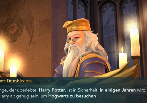 Harry Potter Hogwarts Mystery - Screenshot by Lisa Kneidl (6)