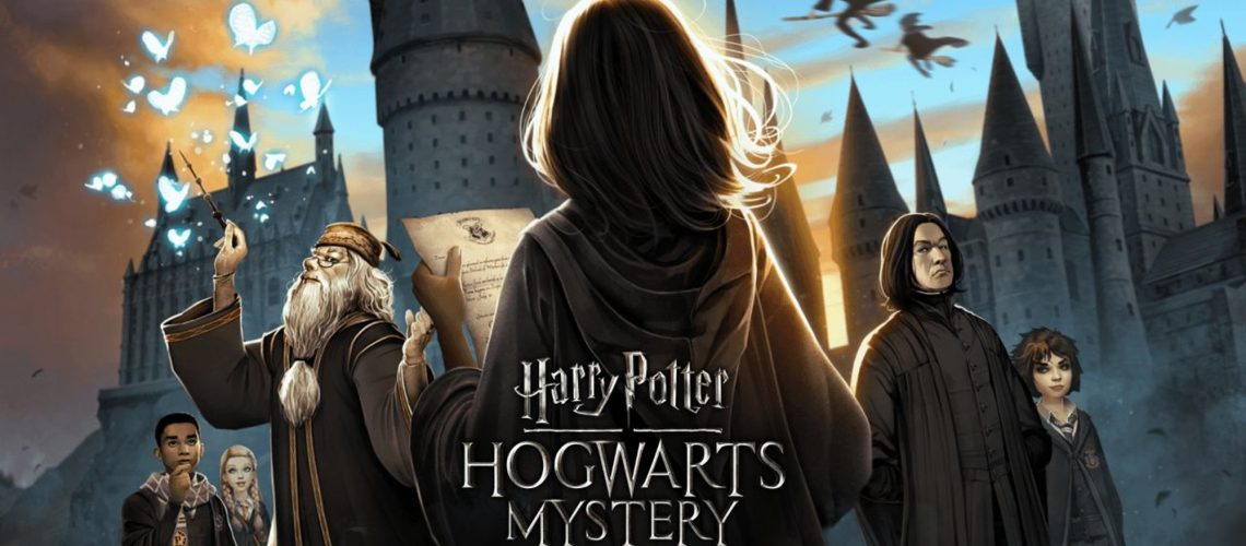 Harry Potter Hogwarts Mystery - Screenshot by Lisa Kneidl (7)