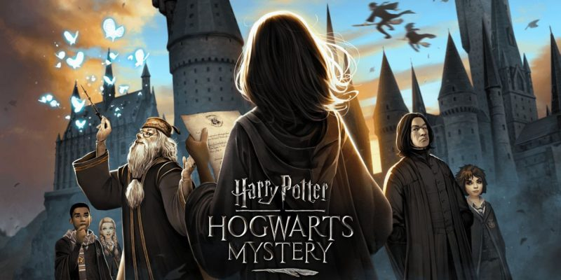 Harry Potter Hogwarts Mystery - Screenshot by Lisa Kneidl (7)