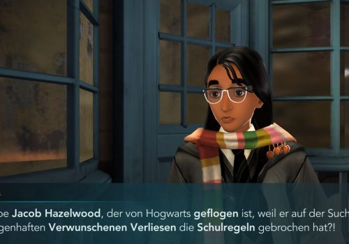 Harry Potter Hogwarts Mystery - Screenshot by Lisa Kneidl (8)