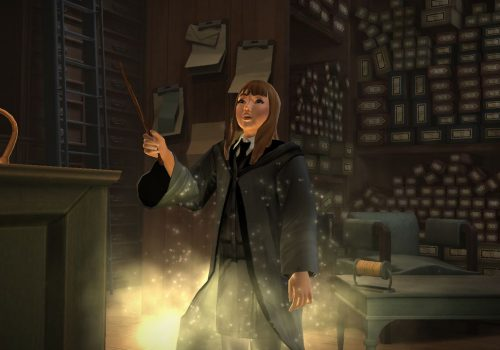 Harry Potter Hogwarts Mystery - Screenshot by Lisa Kneidl (9)