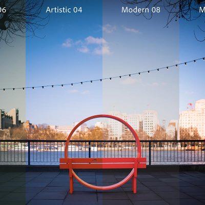 Lightroom-Profile-Vergleich