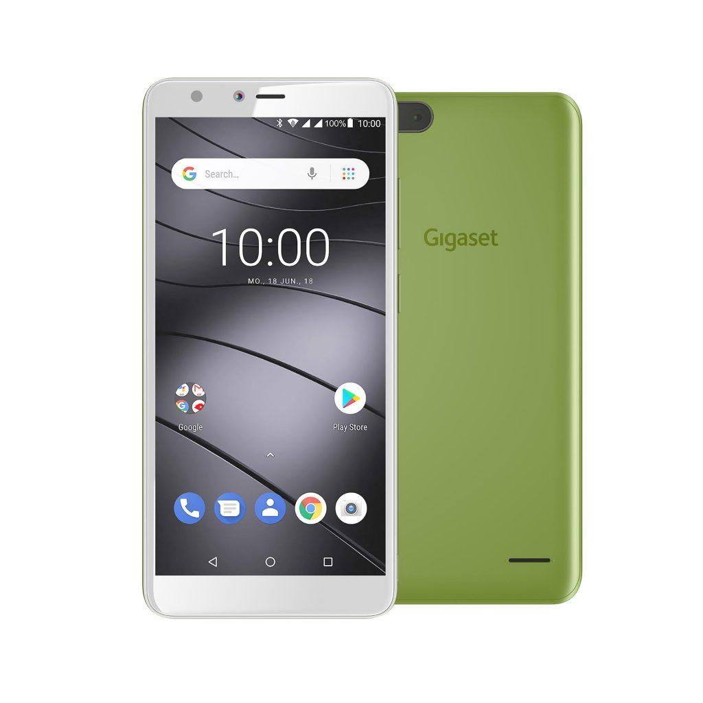 Gigaset GS100 Lemon Green