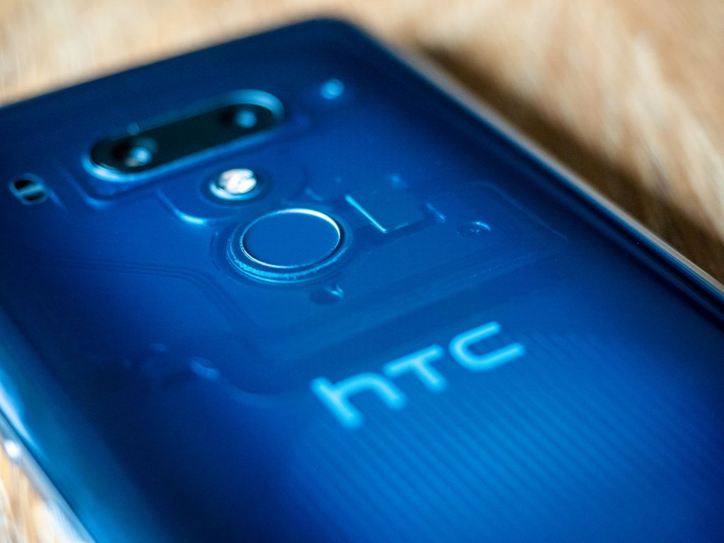 HTC U12+ Translucent Blue