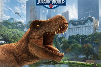 Jurassic World Alive (Image by Ludia - Universal Studios)