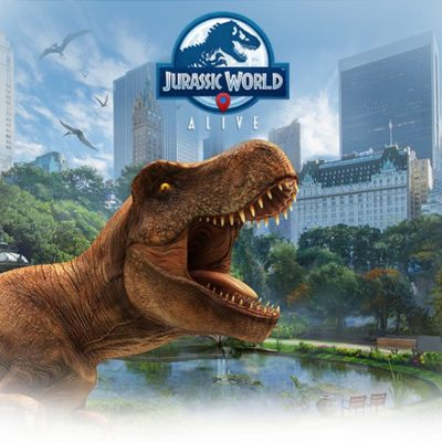 Jurassic World Alive (Image by Ludia - Universal Studios)