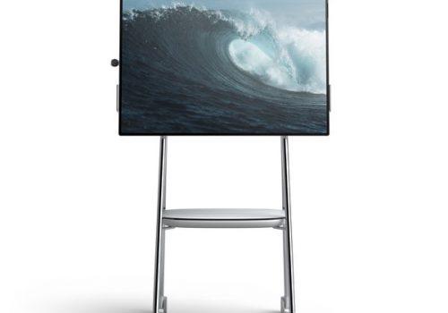 Surface Hub 2 Stand_Landscape außerdem mobil