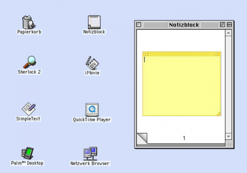 iBook G3 Clamshell Icons