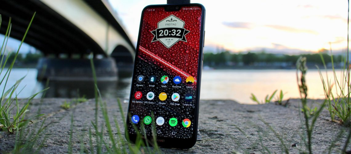 Huawei P20 lite Titel