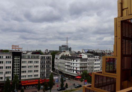 Fassade des Klubhaus-St.Pauli