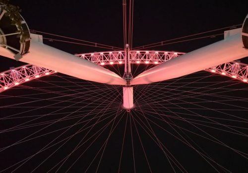 Huawei P20 London Eye