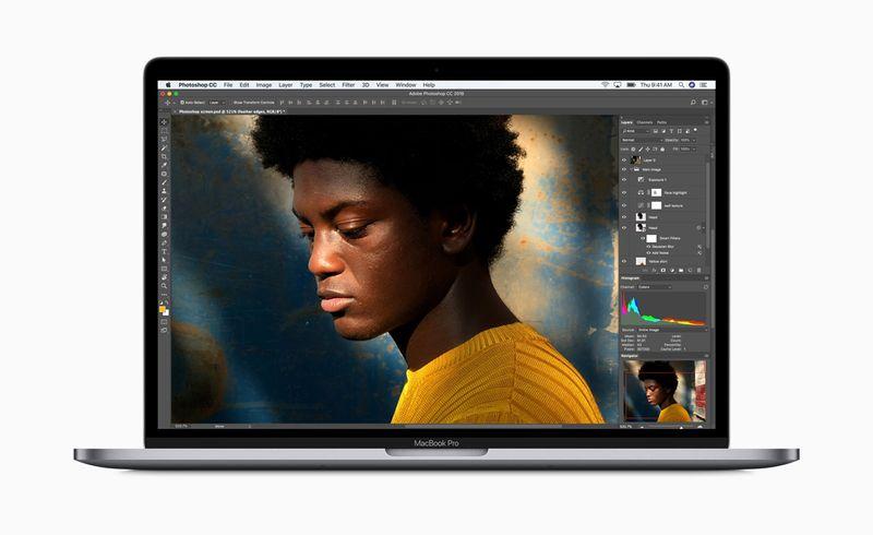 MacBook Pro 2018 True Tone